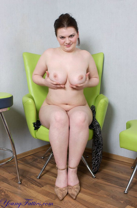 Chubby young nude consider